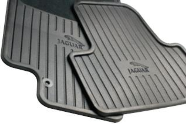 Jaguar X350 Rubber Mat Set